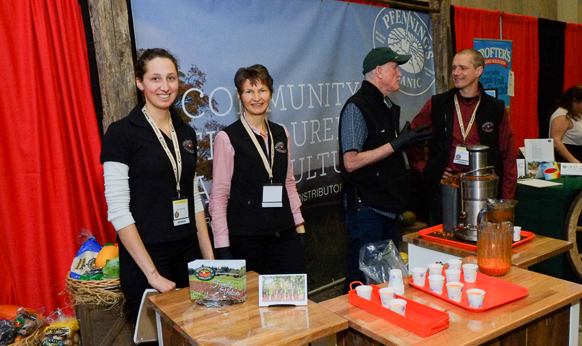 Image for titled: 2016 Guelph Organic Conference…In Pictures