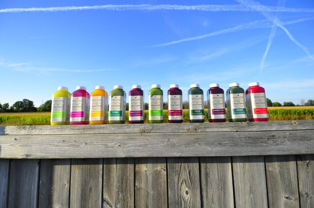 Image for titled: Pulp & Press Juice Co.