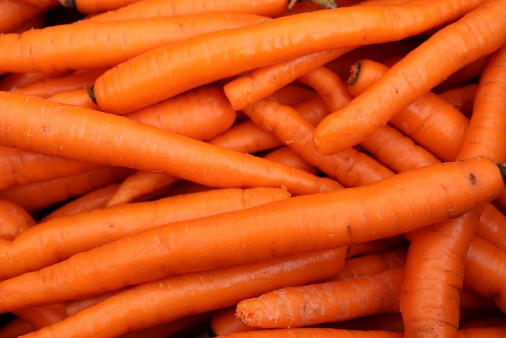 Image for titled: 12 Days of Local Food – Carrots!