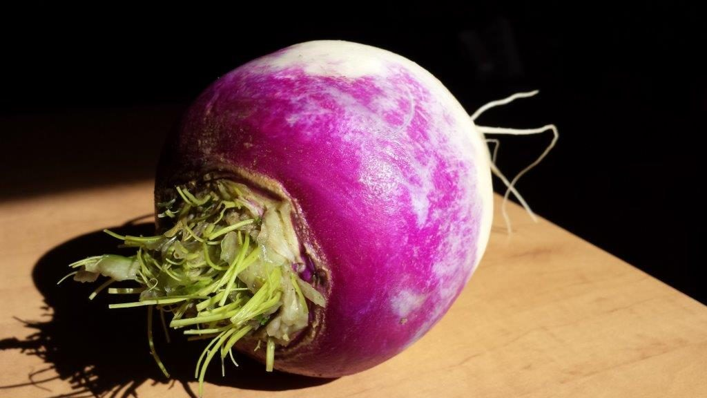 Image for titled: 12 Days of Local Food – Turnip