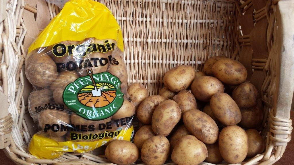 Image for titled: 12 Days of Local Food – Potatoes