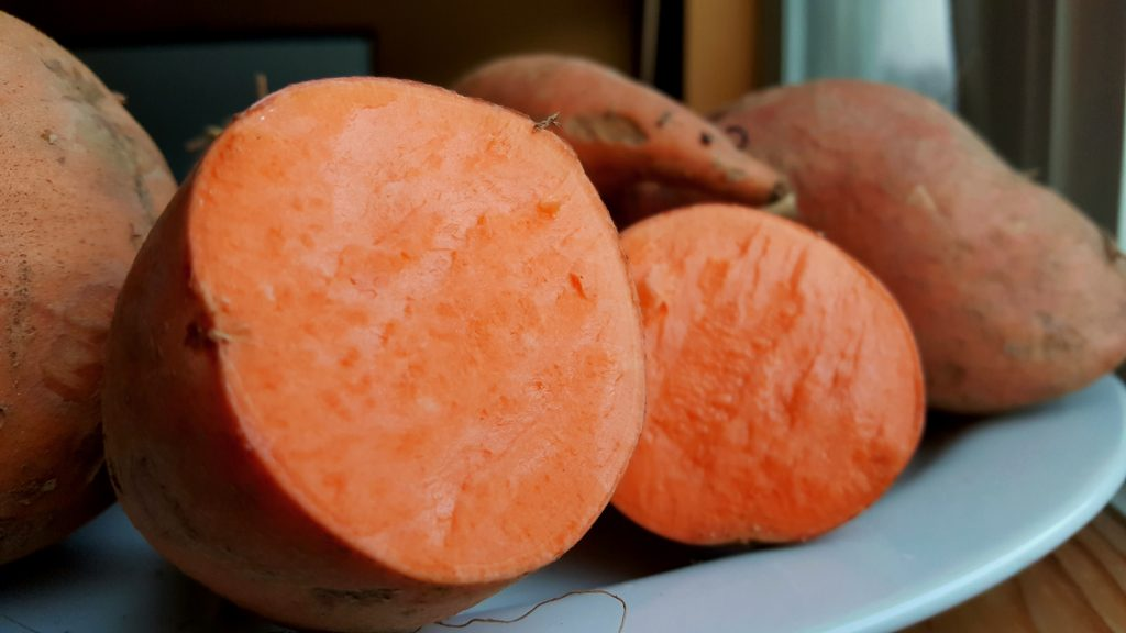 Image for titled: 12 Days of Local Food – Sweet Potatoes