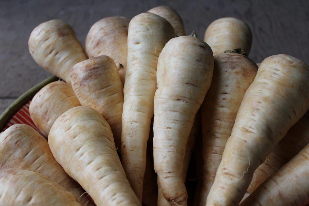 Image for titled: 12 Days of Local Food – Parsnips
