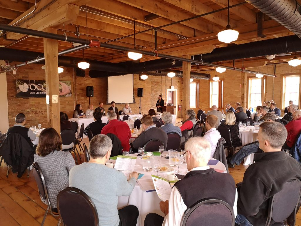 Image for titled: Supporting Organic in Ontario – What you Missed at the OCO AGM