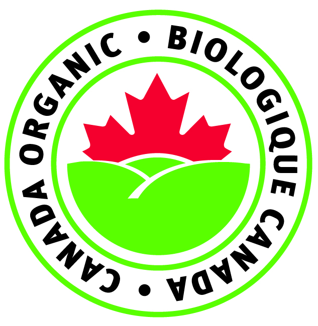 Canadian Organic Logo colour