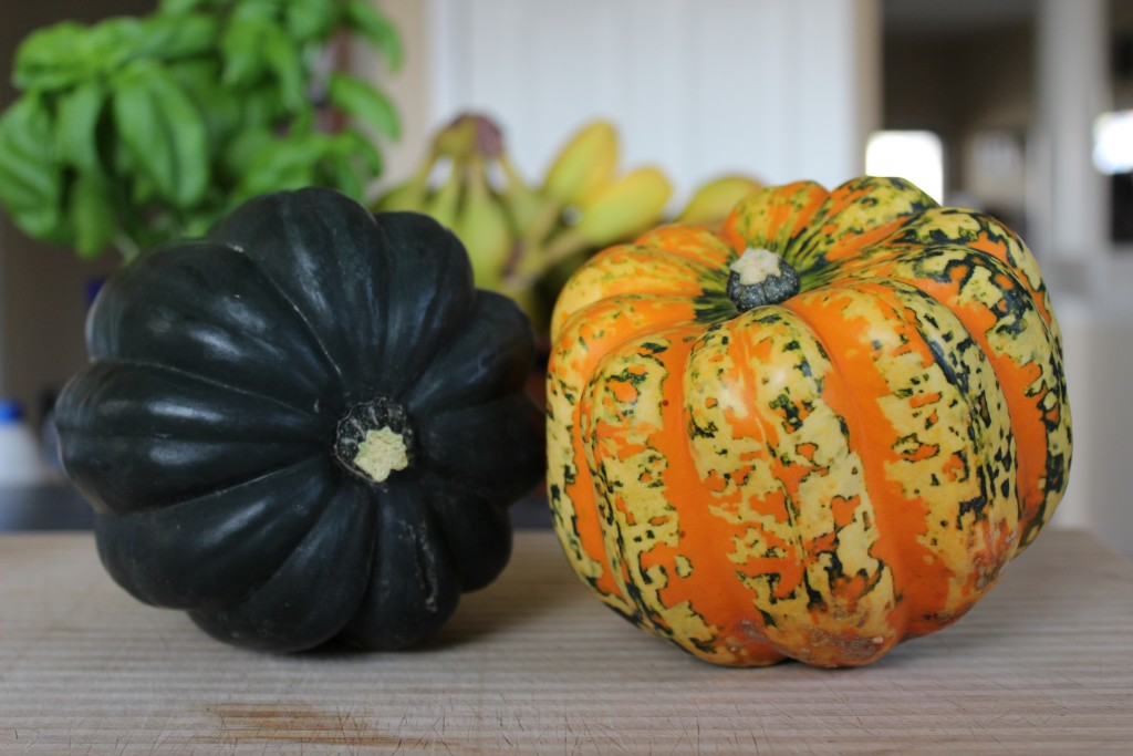 Image for titled: Squash Challenge: Acorn Squash