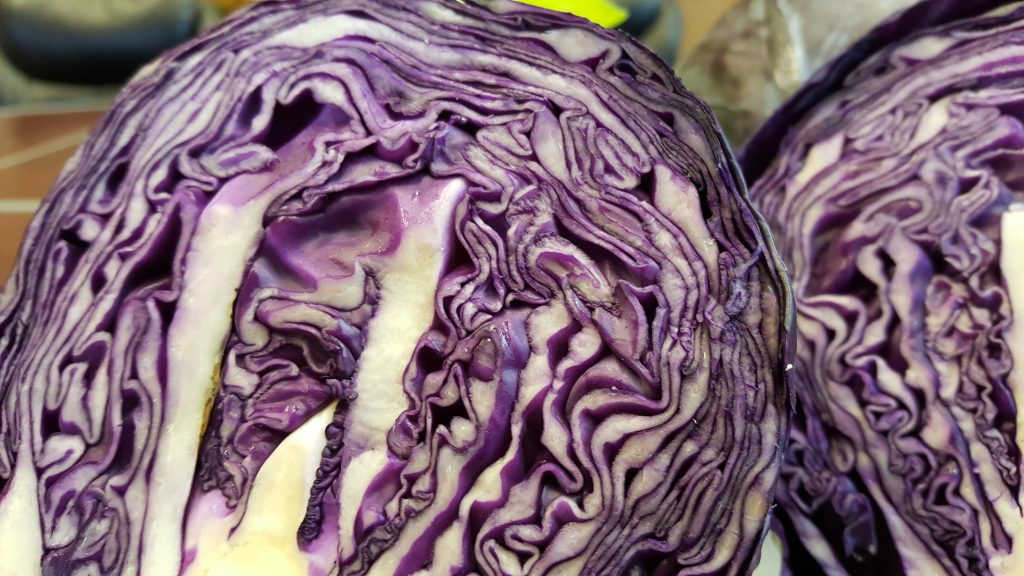 Image for titled: 12 Days of Local Food – Red Cabbage