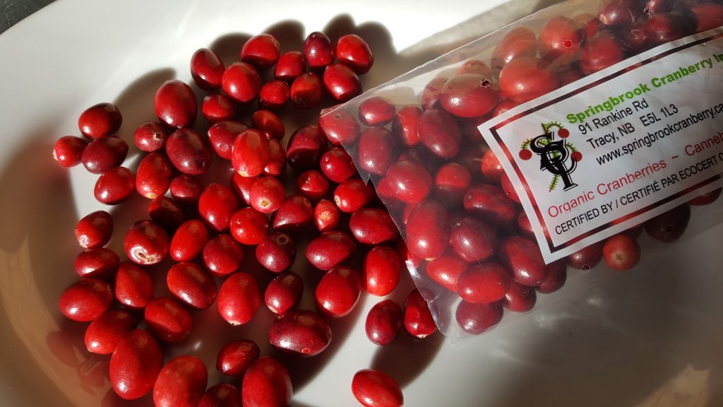 Image for titled: Crazy for Cranberries!